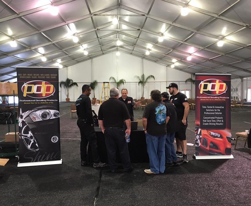 SEMINARS Professional Detailing Products Because Your Car Is A - Car show orlando fl