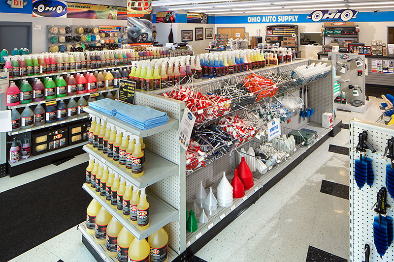 Our Showroom Professional Detailing Products Because