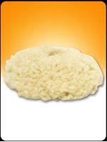 "Picture of 3.5"" 4-PLY WOOL COMPOUNDING & BUFFING PAD"