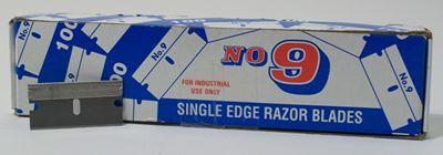 Picture of RAZOR BLADES - Box of 100