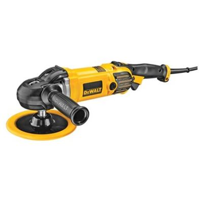 Picture of DeWalt Variable Speed Polisher with soft start