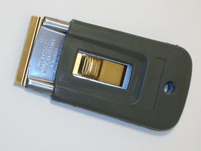 Picture of RUBBER COATED METAL SCRAPER