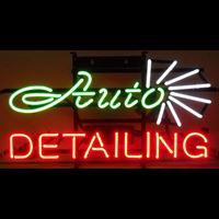 Picture of Auto Detailing Neon Sign