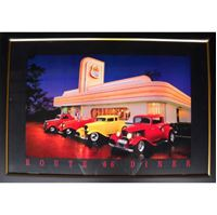 Picture of Route 66 Diner Picture