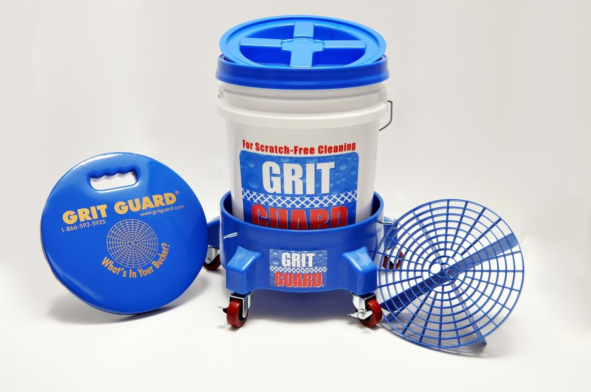 Grit Guard Washing System With Dolly Wsbd Professional