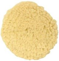 "Picture of 6"" YELLOW POLISHING WOOL"