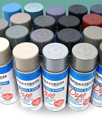 Carpet Coloring Spray - #GolfClub
