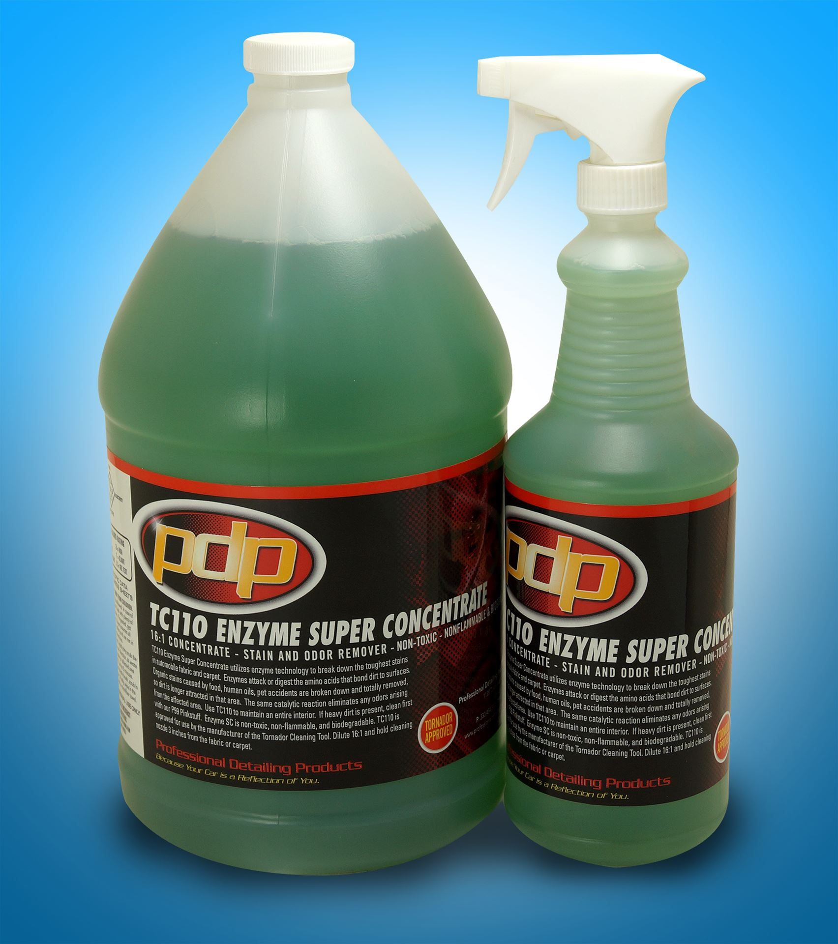 Enzyme Super Concentrate Cleaner Professional Detailing