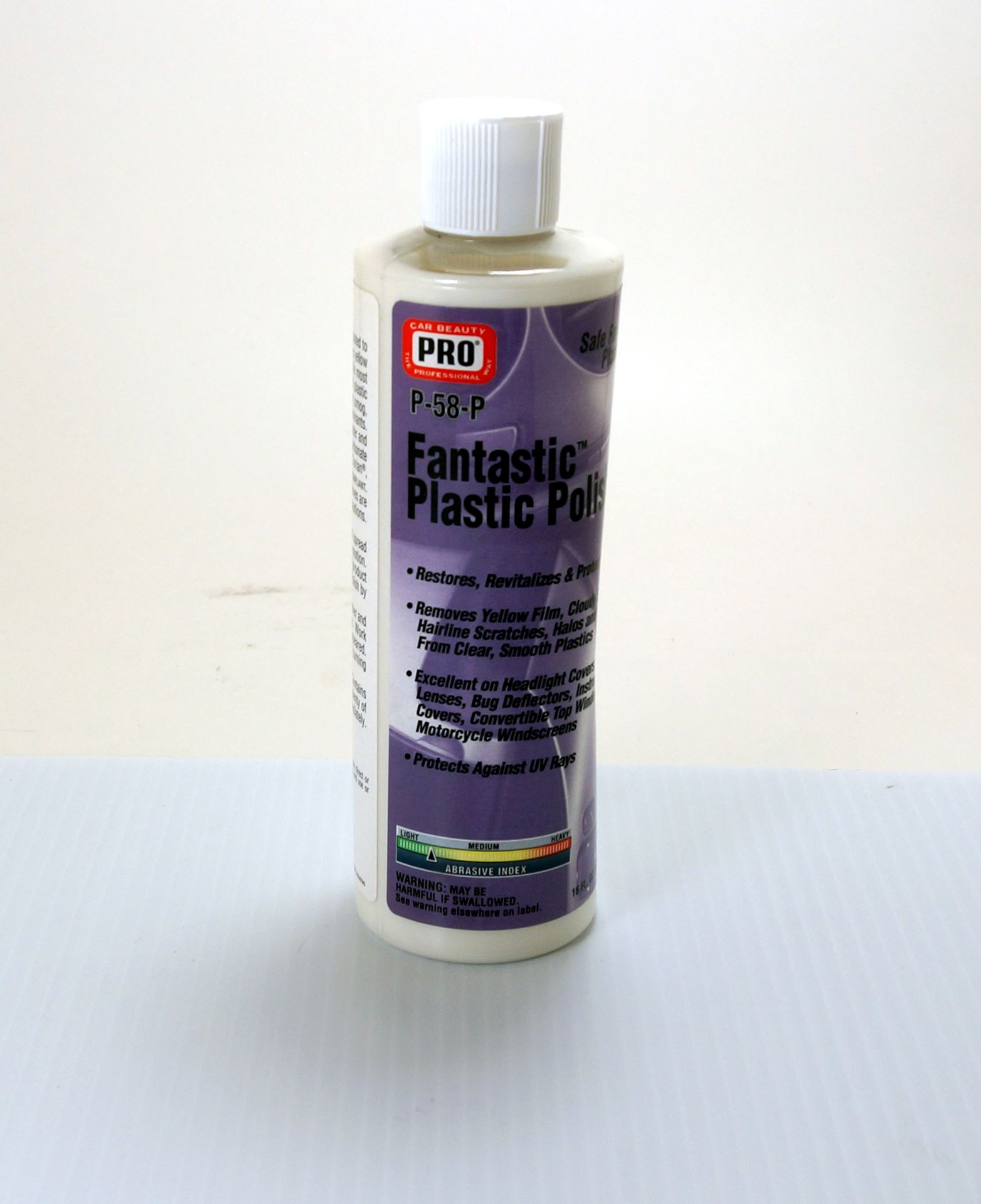 Fantastic Plastic Polish P58p Professional Detailing