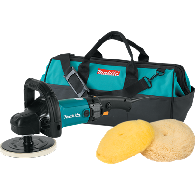 Picture of MAKITA POLISHER PACKAGE