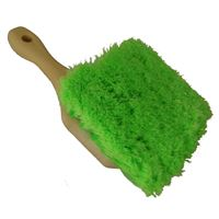 Picture of GREEN SHORT-HANDLE WHEEL BRUSH