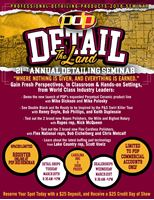 Picture of 21st Annual PDP Seminar: Detail the Land