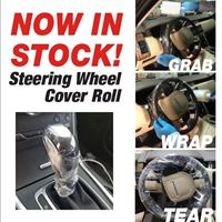 Picture of Steering Wheel Cover Roll