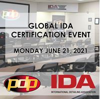 Picture of Global IDA Certification Event
