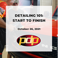 Picture of Detailing 101 - Start to Finish (Professional Detailer to Novice)